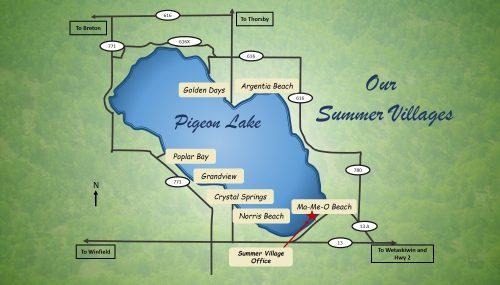 Our Summer Villages